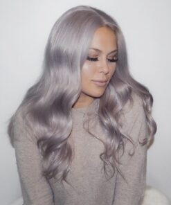 LIGHT COLOURED WIGS